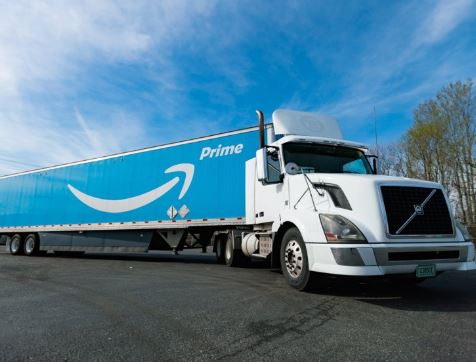 amazon prime self driving